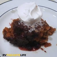 Crock-Pot Dump Cake: Warm Dessert for Cold Tailgate