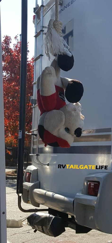 It's the To Hell With Georgia! Rivalry Tailgate