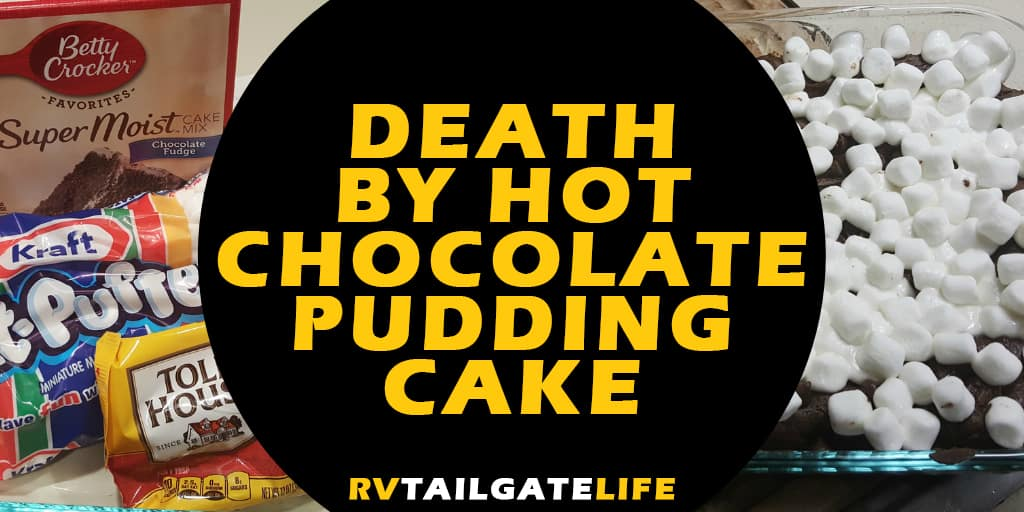 Death by Hot Chocolate Pudding Cake