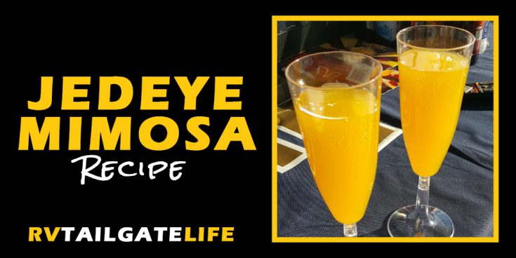 A Mimosa Made for a RV Jedeye!