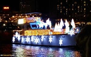 Jacksonville Lighted Boat Parade