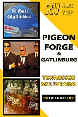 Pigeon Forge and Gatlinburg Tennessee