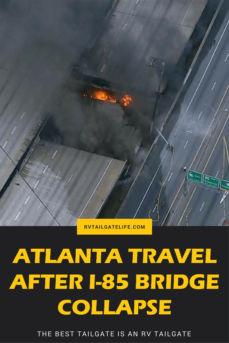 What you need to know about Atlanta area travel after the I-85 bridge collapse