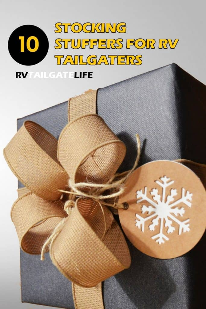 Stocking Stuffers for your favorite RV tailgater
