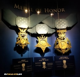 Visit the Medal of Honor Museum at the USS Yorktown in Charleston, SC
