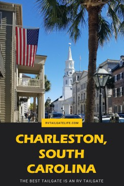 Visit Charleston, South Carolina - eat and drink your way through a foodie's paradise and history galore