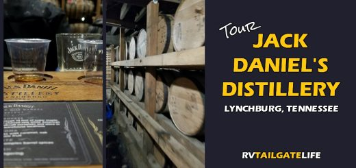 Tour Jack Daniels Distillery in Lynchburg, Tennessee and sample some Tennessee whiskey