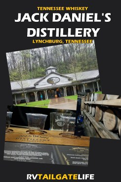 Visit Jack Daniel's Distillery in Lynchburg, Tennessee