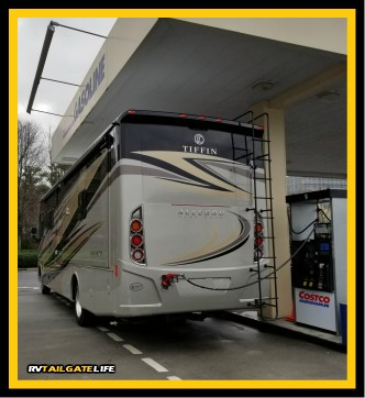 Filling up the RV is expensive! Wouldn't it be great if you could write gas off as an RV expense?