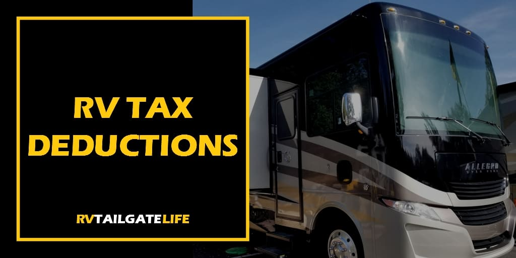RV tax deductions: what can save you money on your taxes