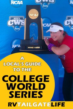 A local's guide to the College World Series in Omaha, Nebraska