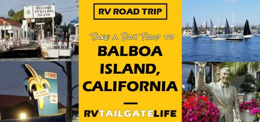 Balboa Island, California is a funky beach side community in Newport Beach. Take a day trip to visit!