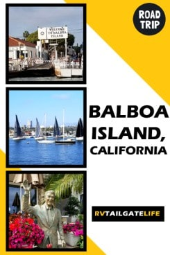 Balboa Island California is in Orange County and a great day trip for visitors to Southern California. Find out about this beach side community, with water sports, boating, and good eating. Great for the whole family, with kid friendly activities.