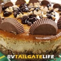 Reese's Peanut Butter Cup Cheesecake