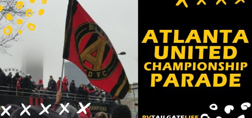 Celebrate the 2018 MLS Cup Championship with the Atlanta United Championship Parade