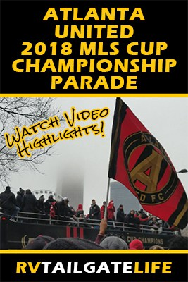Watch video highlights of the 2018 MLS Cup Championship Parade in Atlanta to celebrate the Atlanta United championship