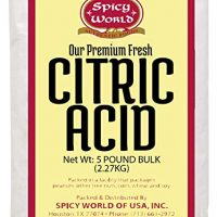 Spicy World Citric Acid