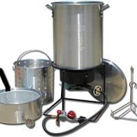 Portable Propane Outdoor Deep Fryer/Boiler