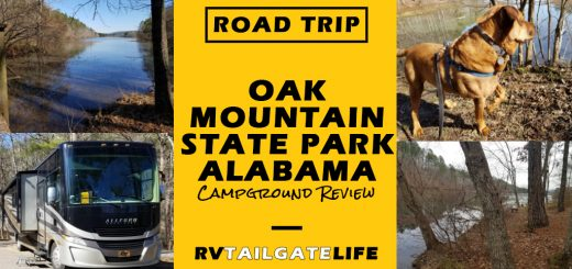 Oak Mountain State Park, Alabama, Campground Review