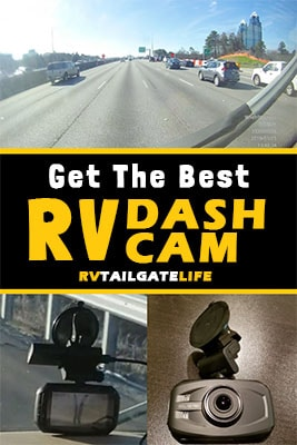 Get the Best RV Dash Cam before your next road trip