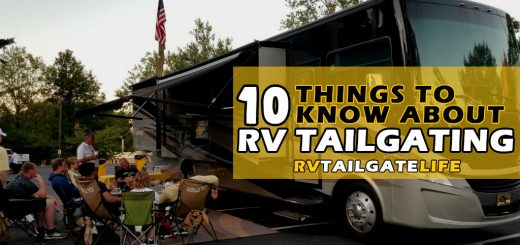 10 Things You Need to Know About RV Tailgating
