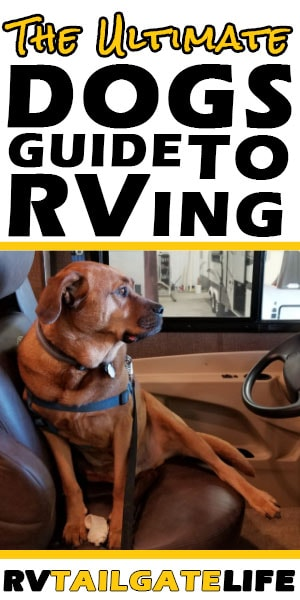 The Ultimate Dogs Guide to RVing from RV Tailgate Life