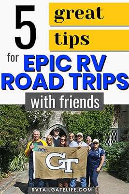 5 great tips for epic RV road trips