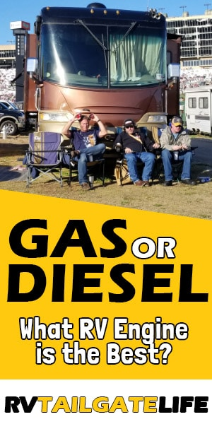 Gas or Diesel what RV Engine is the best