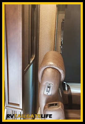 RV Slide in - you cannot move the RV slide unless the key is in the ignition