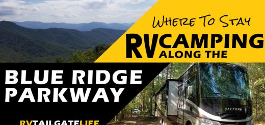 Where To Stay - RV Camping Along the Blue Ridge Parkway