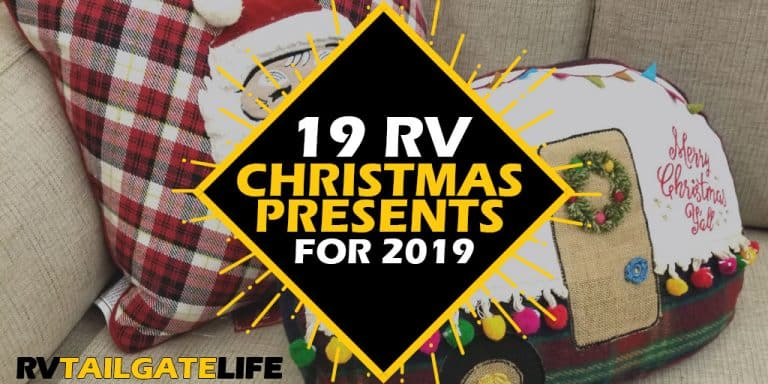 19 RV Christmas Presents and Gifts for 2019