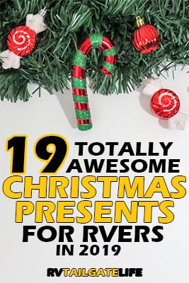 19 Totally Awesome Christmas Presents and Christmas Gifts for RVers in 2019