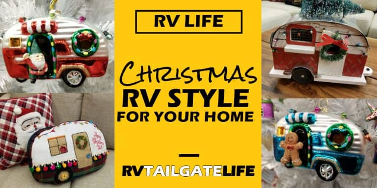 Christmas RV Style for Your Home